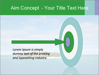 Isolated Island PowerPoint Template - Slide 83