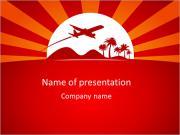 Best vacation deals advertising design template PowerPoint Templates