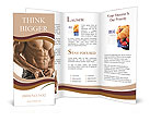 Muscle man Brochure Templates