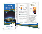 North America. Elements of this image furnished by NASA Brochure Templates