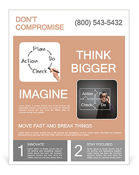 Business hand writing control and continuous improvement method for business hand writing control and continuous improvement method for business process pdca plan flyer template cheaphphosting Gallery