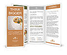 Food for thought Brochure Templates