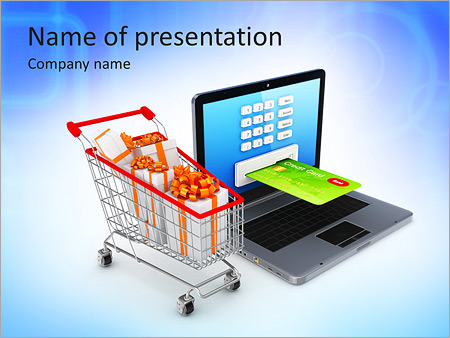 Online shopping conceptolated on white background3d rendered online shopping conceptolated on white background3d rendered powerpoint template toneelgroepblik Images
