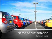 Concessionnaire Modèles des présentations  PowerPoint