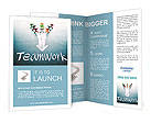 Teamwork concept, group of people with the same goal Brochure Templates