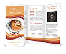 Anatomy of the eye Brochure Templates