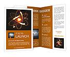 Atom Brochure Templates