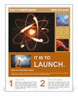 Atom Flyer Templates