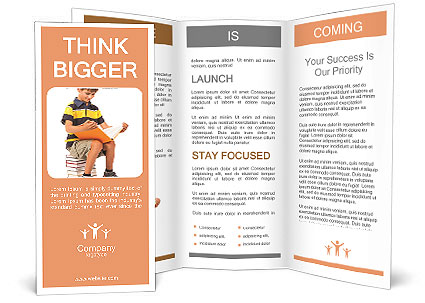 Back to school brochure template free back to school night.