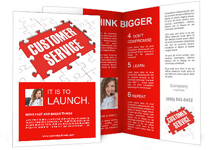 service booklet template