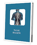 Human back Presentation Folder