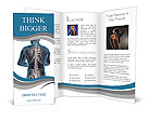 Human back Brochure Template