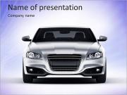 Brand New Car Modèles des présentations  PowerPoint