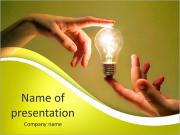 Human energy PowerPoint Templates