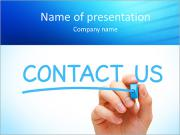 Writing powerpoint template smiletemplates hand writing contact us with blue marker on transparent wipe board powerpoint template toneelgroepblik Image collections