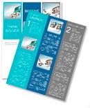 Web design concept Newsletter Template