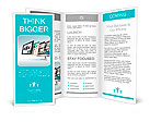 Web design concept Brochure Template