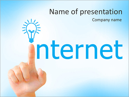 Hand and word internet business concept powerpoint template hand and word internet business concept powerpoint template toneelgroepblik Image collections