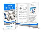 Business organization basis crossword Brochure Templates