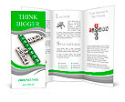 Start your own business Brochure Templates
