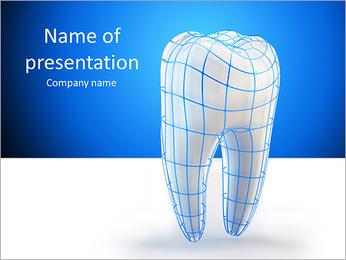 Human Teeth PowerPoint Template