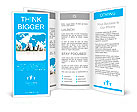 European holidays. traveling background. concept Brochure Templates