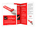 Welcome Success. This is a 3d render Brochure Templates