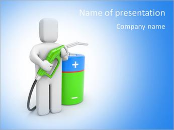 Energia Eco Modelos de apresentações PowerPoint