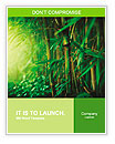 Bamboo Forest Word Templates