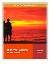 Romantic silhouette of a loving couple on honeymoon looking at a beautiful red sky sunset in Maldive Word Templates