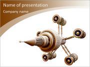 Космический корабль модель Шаблоны презентаций PowerPoint
