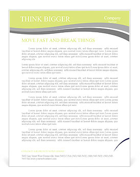 free letterhead templates for mac - dentist holding an apple in the clinic letterhead template