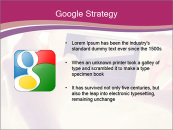 Teenagers With Phone PowerPoint Template - Slide 10