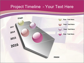 Teenagers With Phone PowerPoint Template - Slide 26