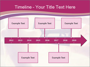 Teenagers With Phone PowerPoint Template - Slide 28