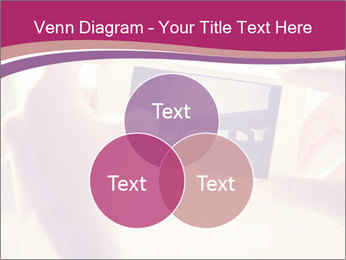 Teenagers With Phone PowerPoint Template - Slide 33