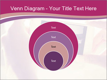 Teenagers With Phone PowerPoint Template - Slide 34