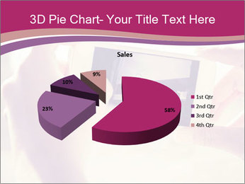 Teenagers With Phone PowerPoint Template - Slide 35