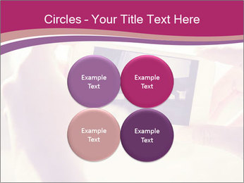 Teenagers With Phone PowerPoint Template - Slide 38
