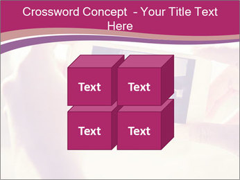 Teenagers With Phone PowerPoint Template - Slide 39