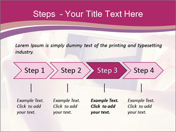 Teenagers With Phone PowerPoint Template - Slide 4