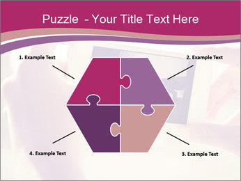 Teenagers With Phone PowerPoint Template - Slide 40