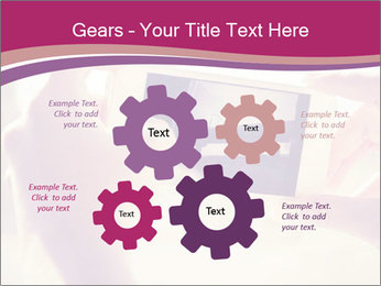 Teenagers With Phone PowerPoint Template - Slide 47