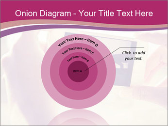 Teenagers With Phone PowerPoint Template - Slide 61