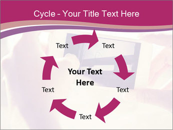 Teenagers With Phone PowerPoint Template - Slide 62