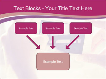 Teenagers With Phone PowerPoint Template - Slide 70