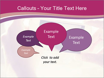 Teenagers With Phone PowerPoint Template - Slide 73