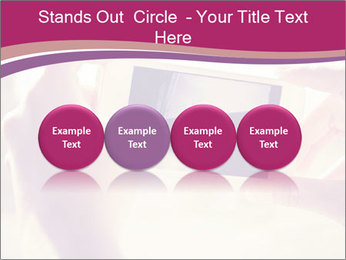 Teenagers With Phone PowerPoint Template - Slide 76