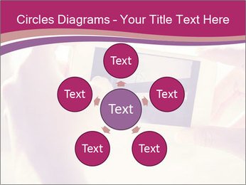 Teenagers With Phone PowerPoint Template - Slide 78