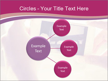 Teenagers With Phone PowerPoint Template - Slide 79